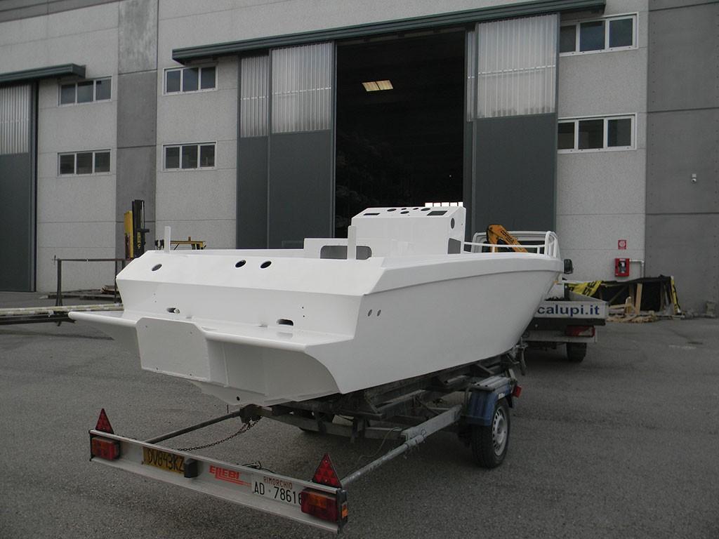 Alluminium Custom Boats