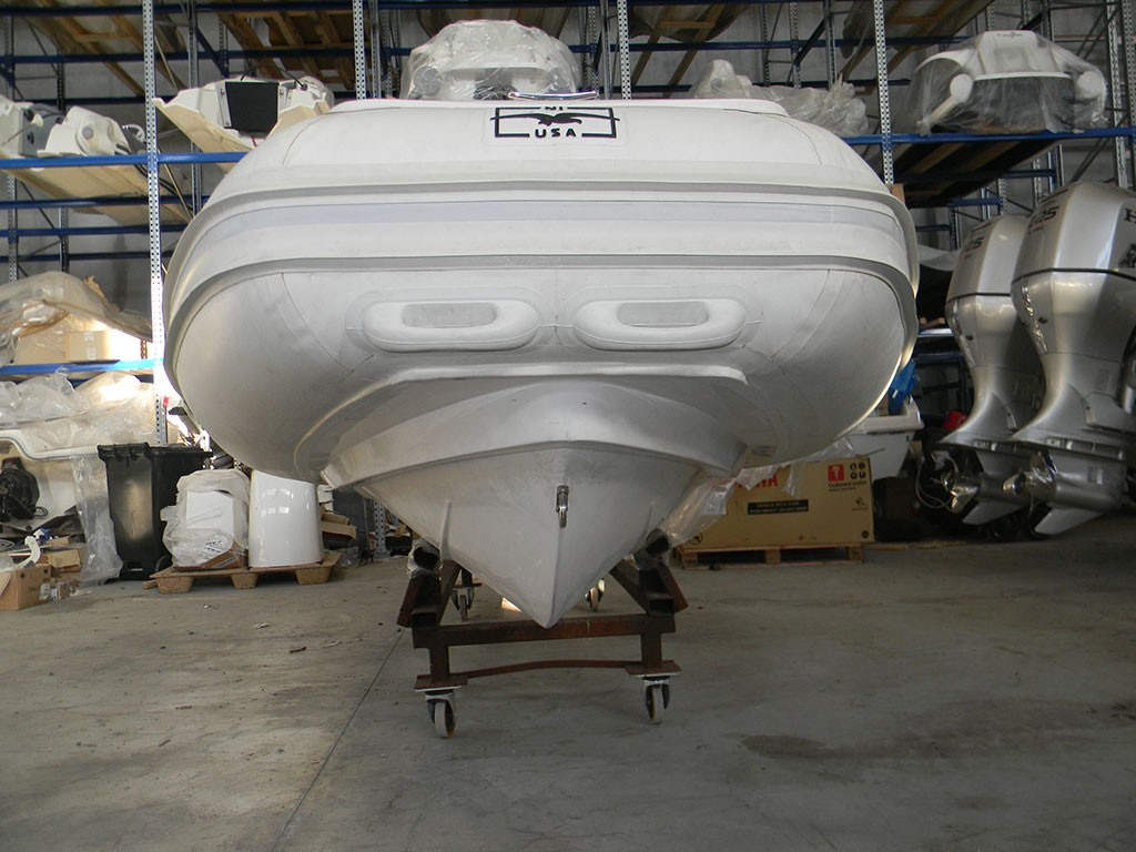 Tender Nautica 16 jet Limited