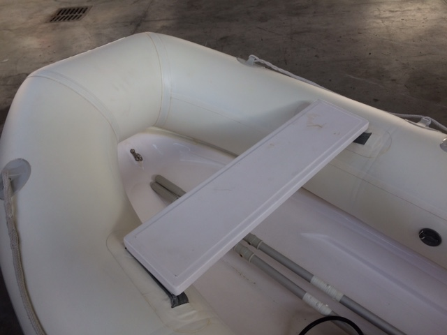 Tender Selva 2.50 completo di motore 4 Hp – 4 tempi
