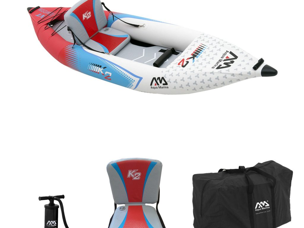 Kayak Aqua Marina Steam Betta – 1 Persona