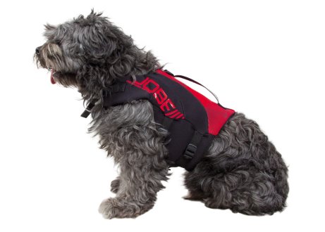 PROGRESS PET BUOYANCY JACKET – RED