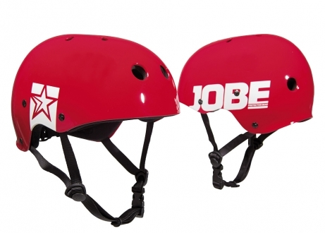 SLAM WAKE HELMET RED
