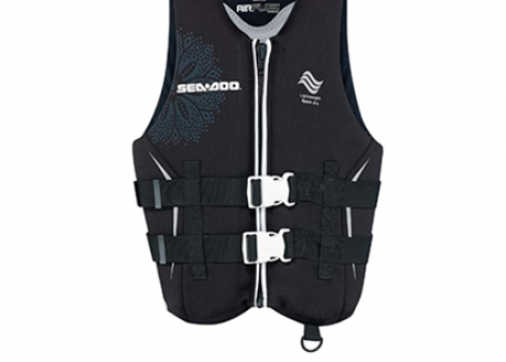 Sea-Doo Ladies Airflow PFD, Black