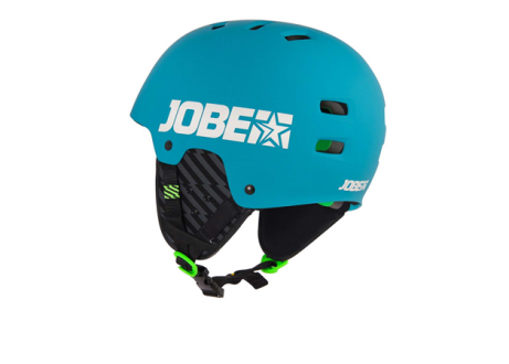 JOBE BASE WAKEBOARD HELMET TEAL BLUE