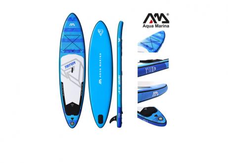Sup Aqua Marina -Triton11'2″–