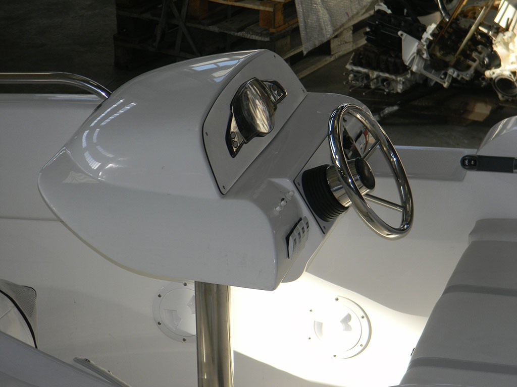 Tender Nautica 16 jet Limited