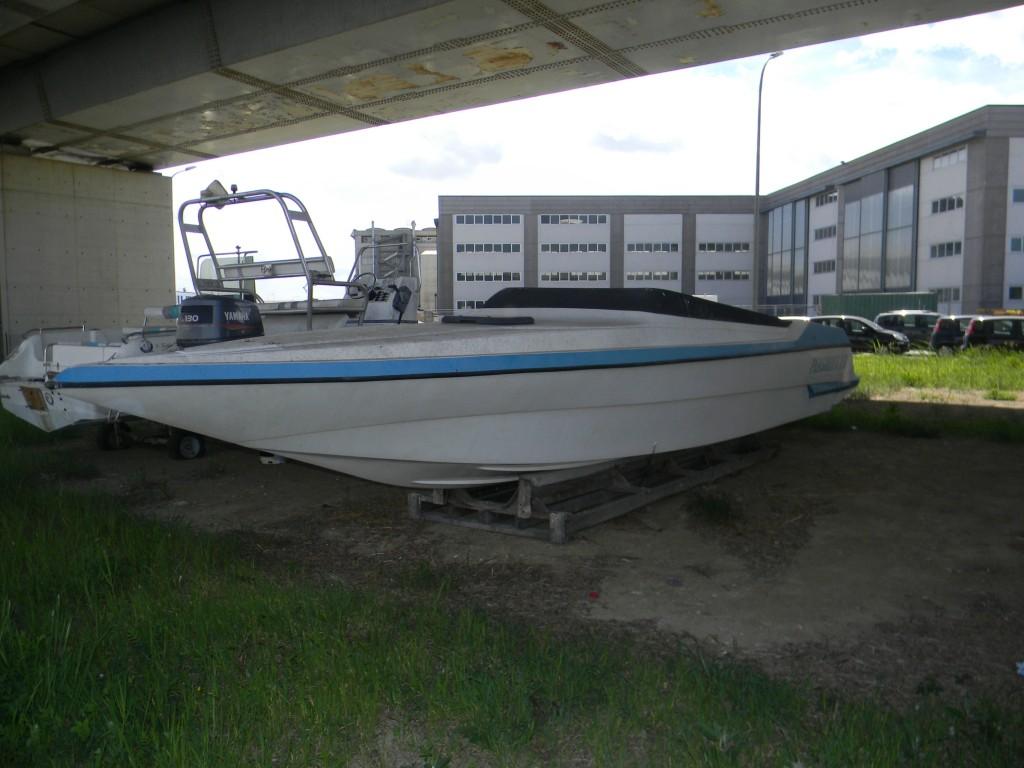Barca Pershing 28 – 7.20 mt