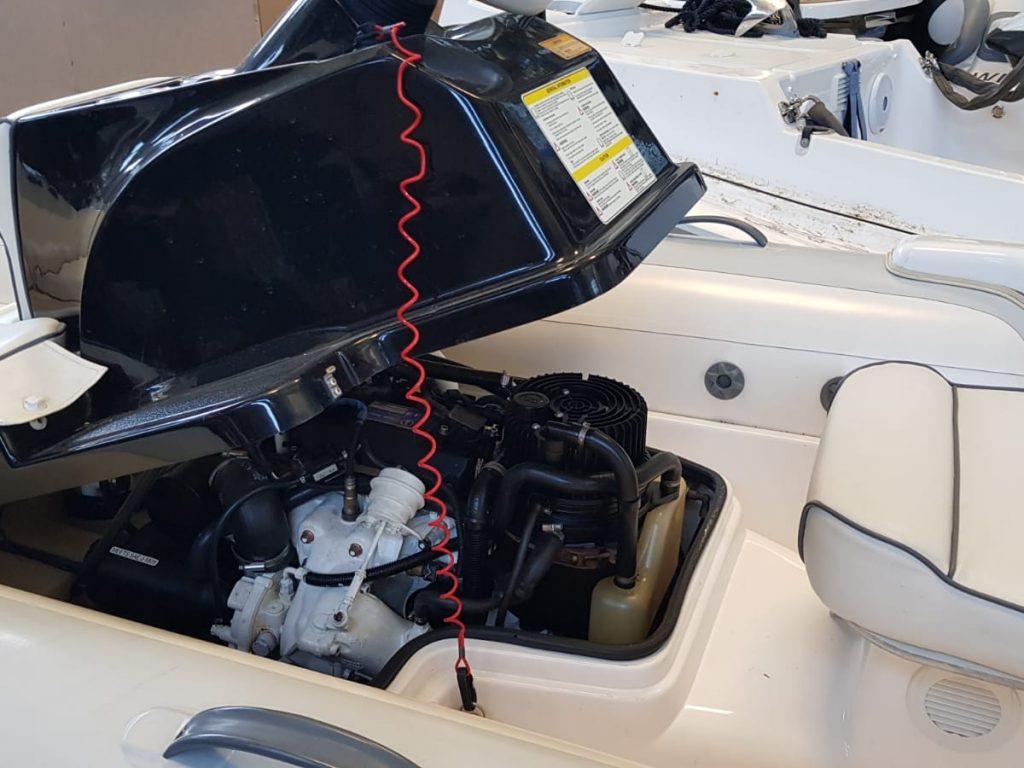 Tender idrogetto Williams Turbojet 325 – Ottime condizioni