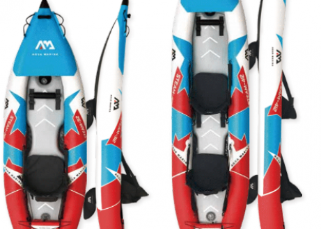 Kayak Aqua Marina Steam 412 x2 – 412 x 80cm